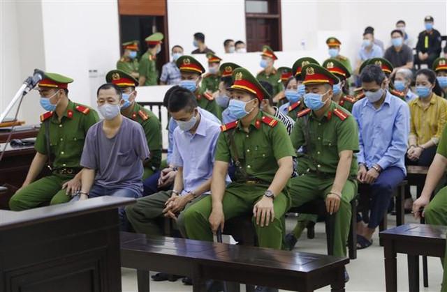 Xét xử vụ án ở Đồng Tâm