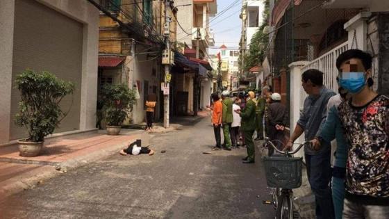 Hải Phòng: Truy bắt cháu trai đâm bác gái tử vong