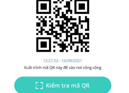 Hướng dẫn quét mã QR đối với nhà hàng, quán ăn tại Hà Nội