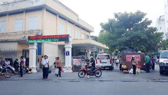 Hà Nội: Ghi nhận 1 ca dương tính SARS-CoV-2 trong cộng đồng Bệnh viện Việt Đức